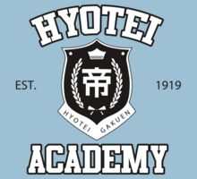 TeniPuri / Hyotei Tee by ZeonAce