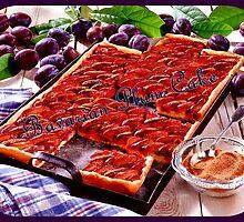 Bavarian Plum Cake by ©The Creative  Minds