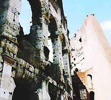 ROME - Colosseo by KeiLeela