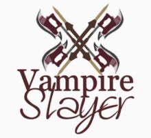 Vampire Slayer by ChristieRose