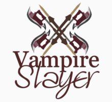 Vampire Slayer by ChristieRose