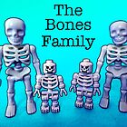 Meet the bones family by Tim Constable
