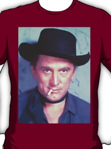 Kirk Douglas in Man Without a Star T-Shirt