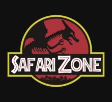 Safari Zone by alecxps