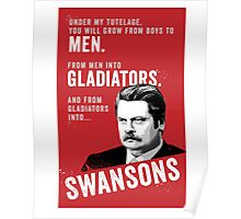 RON SWANSON Quote#4 Poster