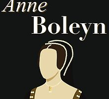 Anne Boleyn by Hannah Alabaster