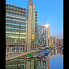 Paddington Basin, London by Tim Constable