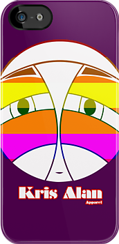 KA face 2 rainbow by krisalanapparel