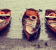 Row Boats by Sophie Lasson