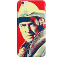 James Stewart in The Far Country iPhone Case/Skin