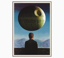 Death Star Magritte T-Shirt