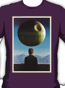 Death Star Magritte T-Shirt