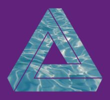 PENROSE TRIBAR WATER TRIANGLE by LaraUster