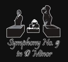 Beethoven's Symphony No. 9 in D minor Version 1 by TheCzechMexican