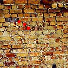 Not Another Brick In The Wall by Elisabeth and Barry King™ by BE2gether