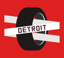 Detroit by Zac Freeland