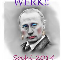 WERK!! Sochi 2014 by Jason Winks