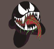 Venom Kirby by ChudgeFunk