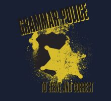 Grammar Police by RileyRiot