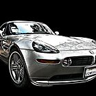 BMW Z8 Alpina Roadster by Samuel Sheats