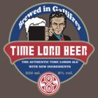 Time Lord Beer 12th by kingUgo