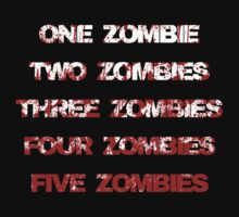 arghh zombies! by oliviero