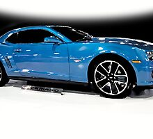 Camero Paint by GalleryThree