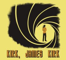 Kirk, James Kirk by james0scott