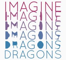 Imagine Dragons by Keeters23