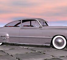 1951 Pontiac by Walter Colvin