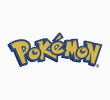 Pokemon Logo by lukehemmings