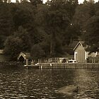 The Boat House Brockhole by liberthine01