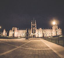 Queens University Belfast by Paul Lawlor