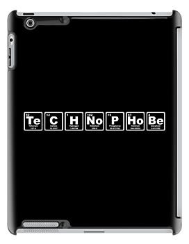 Technophobe - Periodic Table by graphix