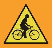 Give Way to Cyclist by PaulHamon