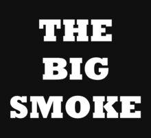 THE BIG SMOKE BELFAST White by BelfastBoy