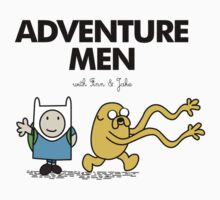 Adventure Men by innercoma