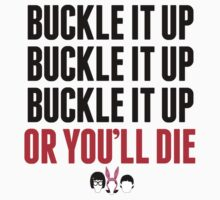 Buckle it up by innercoma