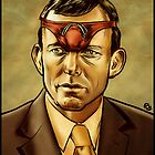 Tony Abbott by James Fosdike