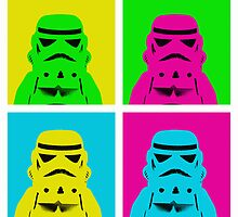 Warhol TK-421 by timkirman