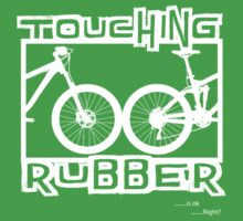 Touching Rubber by WormwoodDesign