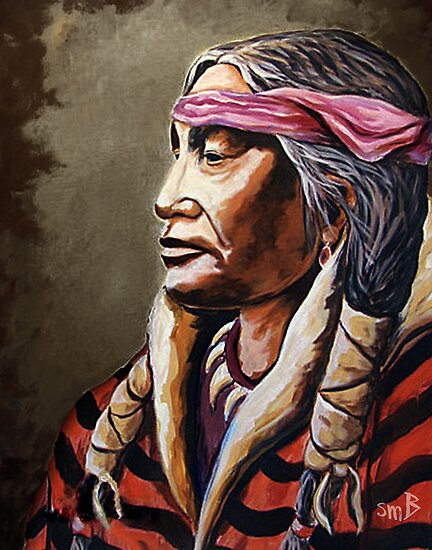 """Native Nobility"" by Susan Bergstrom"
