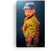 The Golden Child #2 Canvas Print