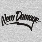New Damage Pocket (Black) by newdamage