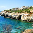 Cyprus Sea Caves by JenThompson85