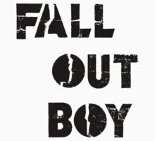 Fall Out Boy T-Shirt by razaflekis