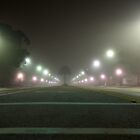 Close Encounter of the Street Light Kind by Steve Case
