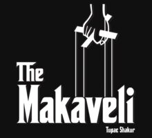 The Makaveli Tupac Shakur by viperbarratt