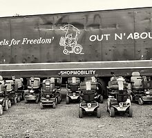Wheels For Freedom by worldwidewayman