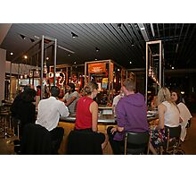 Tapas Revolution in Bluewater Photographic Print